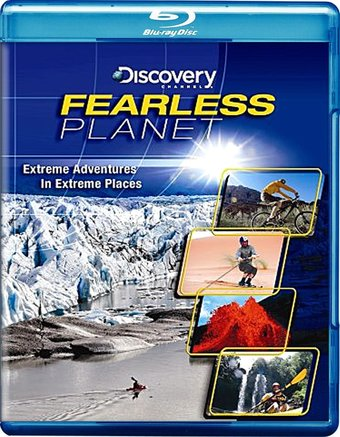 Fearless Planet (Blu-ray)