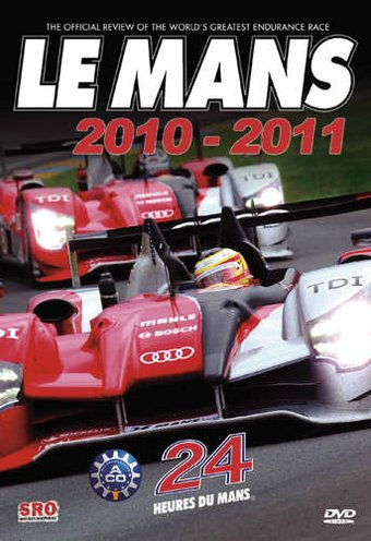 Auto Racing - Le Mans 2010/2011 Official Review