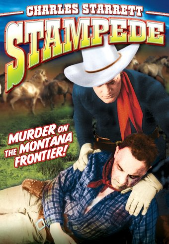 "Stampede - 11"" x 17"" Poster"