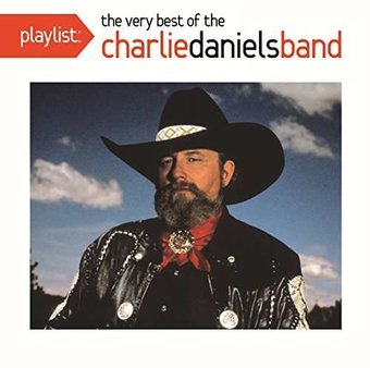 Playlist The Very Best Of Charlie Daniels Cd 2015