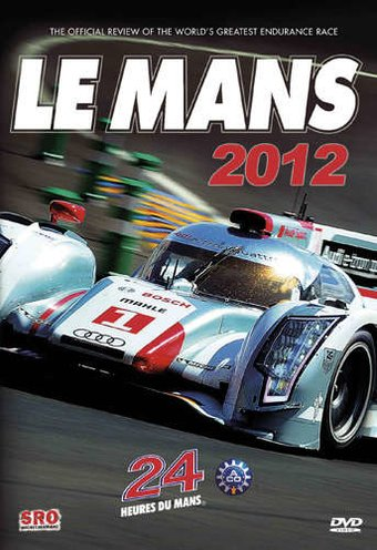 Auto Racing - Le Mans 2012 Official Review (2-DVD)