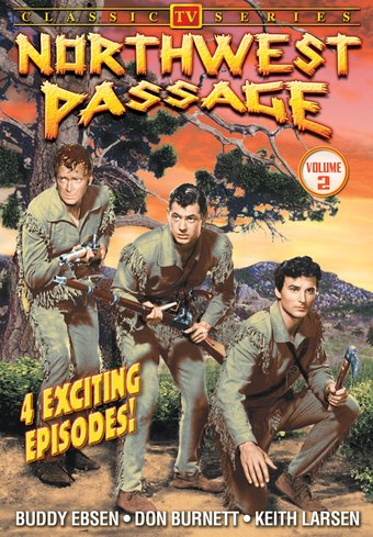 "Northwest Passage, Volume 2 - 11"" x 17"" Poster"