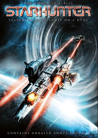 Starhunter - Complete Series (4-DVD)