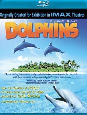 IMAX - Dolphins (Blu-ray)