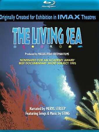 IMAX - The Living Sea (Blu-ray)