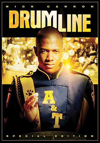 drumline dvd 2002 starring nick cannon directed by