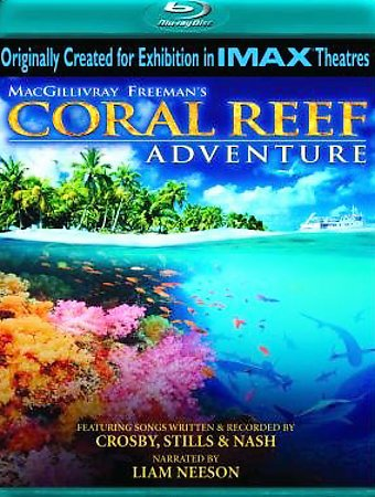 Coral Reef Adventure (IMAX) (Blu-ray)