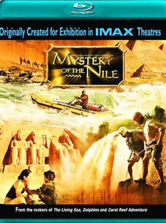Mystery of the Nile (Blu-ray)