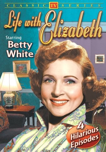 "Life With Elizabeth, Volume 1 - 11"" x 17"" Poster"