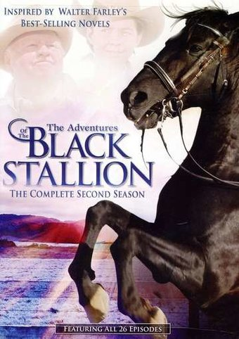 The Adventures of Black Stallion - Season 2