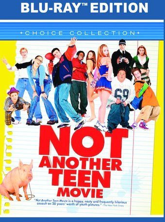 Not Another Teen Movie Blu Ray 119