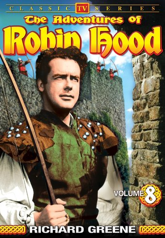 "Adventures of Robin Hood, Volume 8 - 11"" x 17"""