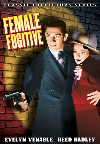 "Female Fugitive - 11"" x 17"" Poster"