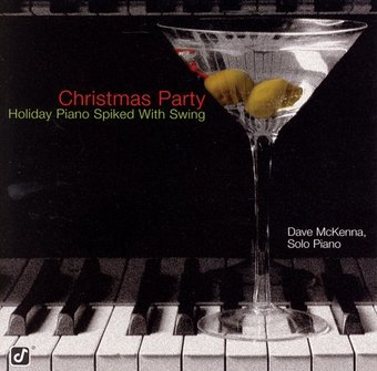 Christmas Cocktail Party: Holiday Piano Spiked