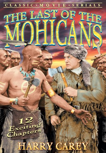 "The Last of The Mohicans - 11"" x 17"" Poster"