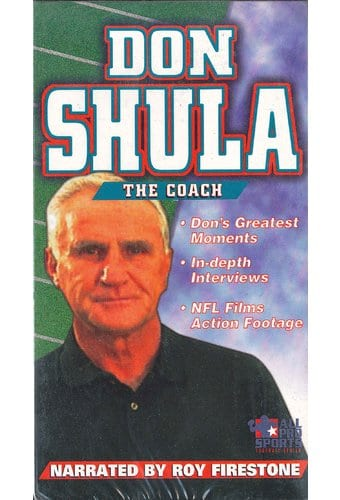 Don Shula: The Coach