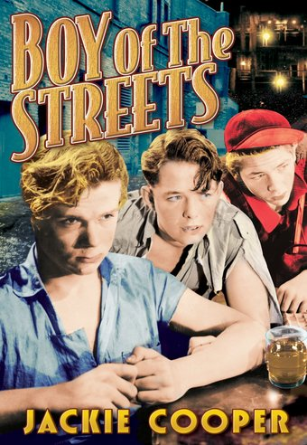 "Boy of The Streets - 11"" x 17"" Poster"