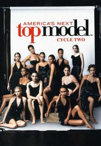 America's Next Top Model - Cycle 2 (3-DVD)