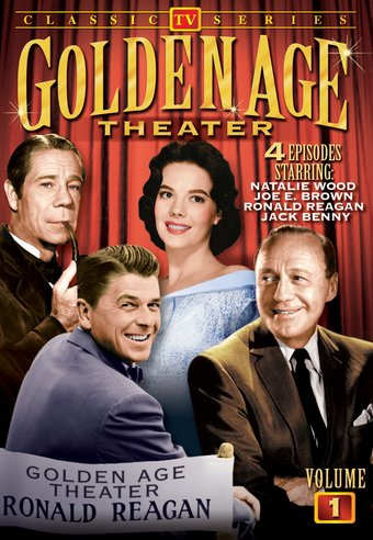 "Golden Age Theater, Volume 1 - 11"" x 17"" Poster"