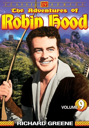 "Adventures of Robin Hood, Volume 9 - 11"" x 17"""