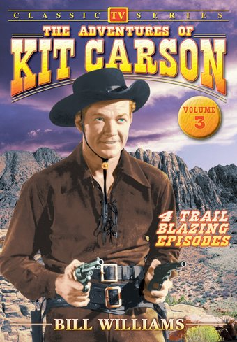 "Adventures of Kit Carson, Volume 3 - 11"" x 17"""