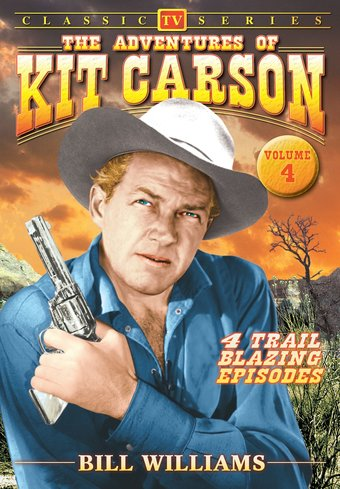 "Adventures of Kit Carson, Volume 4 - 11"" x 17"""