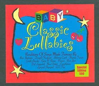 Baby Goes Classic Lullabies (4-CD)