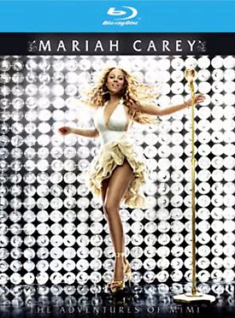 Mariah Carey - The Adventures of Mimi (Blu-ray,