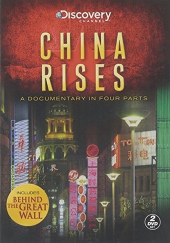 Discovery Channel - China Rises (2-DVD)