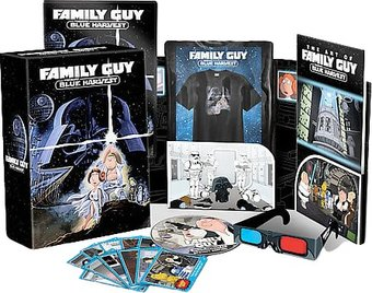 Blue Harvest (3-D with Book)