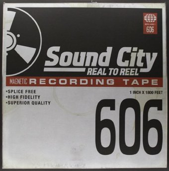 Sound City - Real To Reel (2-LPs - 180GV)