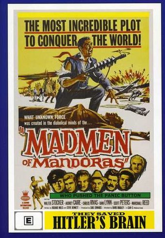 Madmen of Mandoras [Import]