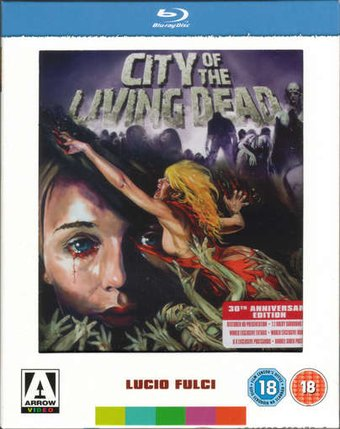 City of the Living Dead [Import] (Blu-ray)