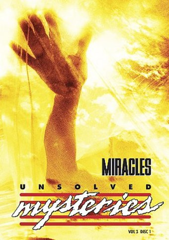 Unsolved Mysteries - Miracles (4-DVD)