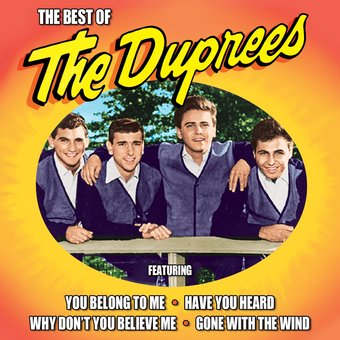 The Best of The Duprees