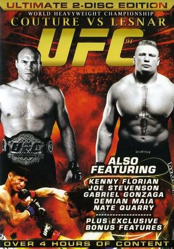 Ultimate Fighting Championship - UFC 91: Couture