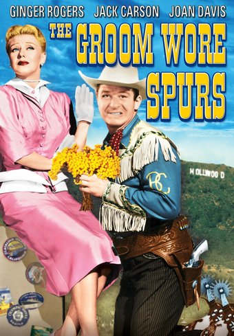 "Groom Wore Spurs - 11"" x 17"" Poster"