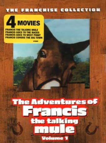 Francis the Talking Mule: Adventures of Francis