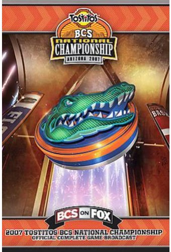2007 Tostitos BCS National Championship: Florida