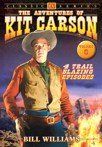 "Adventures of Kit Carson, Volume 6 - 11"" x 17"""