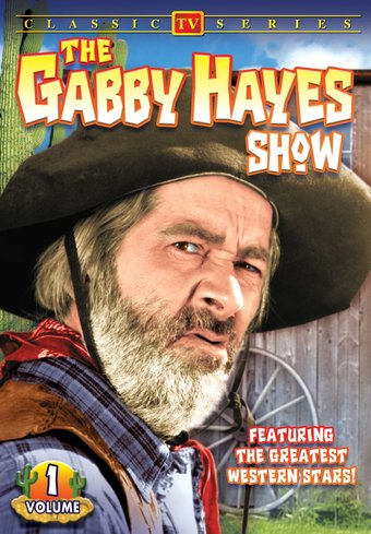 "Gabby Hayes Show, Volume 1 - 11"" x 17"" Poster"