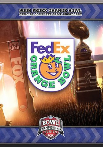 Football - 2008 FedEx Orange Bowl