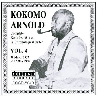 Complete Recorded Works, Volume 4 (1937-1938)