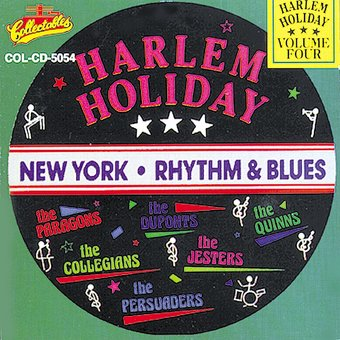 Harlem Holiday - NY Rhythm & Blues, Volume 4