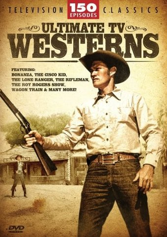 Ultimate TV Westerns - 150 Episodes (12-DVD)