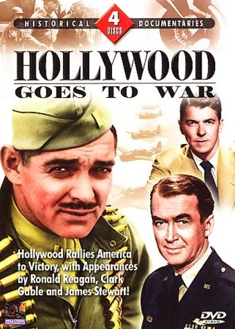 Hollywood Goes to War (4-DVD)