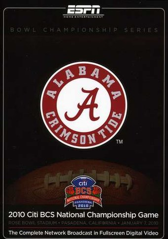 Football - Alabama Crimson Tide vs. Texas