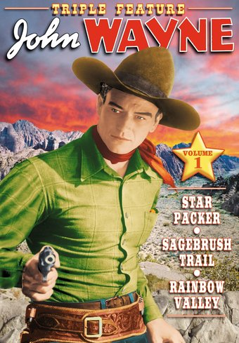John Wayne Triple Feature, Volume 1 (Star Packer