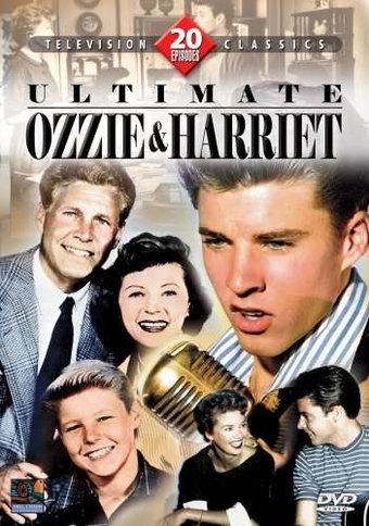 Ozzie & Harriet - Ultimate Ozzie & Harriet (2-DVD)