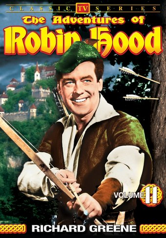 "Adventures of Robin Hood, Volume 11 - 11"" x 17"""